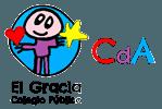 Colegio Público El Gracia Logo